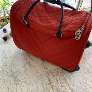 Baggallini Bags - Baggallini Rolling Duffel Weekend Carry On  Bag